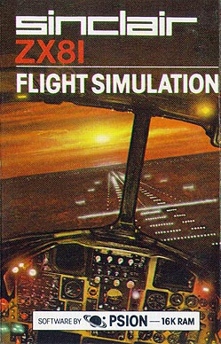 Image result for flight simulator zx81